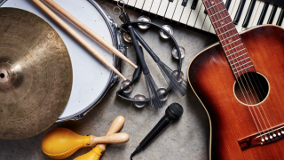 image of different instruments