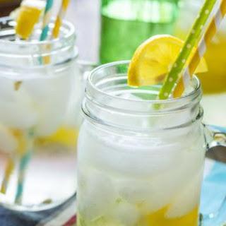 Homemade Lemon Shake Up