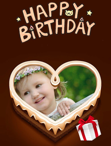 Birthday Cake With Photo Music Age Calculator APK Download