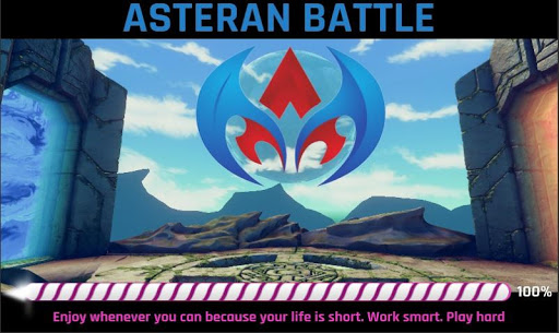 Asteran Battle  captures d'écran 1