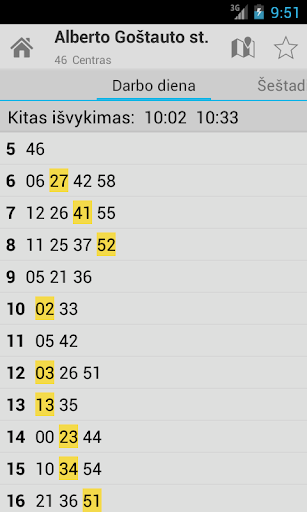 Busai Vilnius screenshots 3