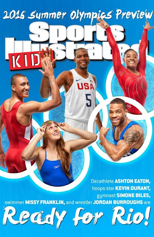 Sports Illustrated Kids- screenshot