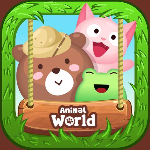 休闲のZoo Animal World - Egypt Quest LOGO-HotApp4Game