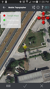 Mobile Topographer Free- screenshot thumbnail