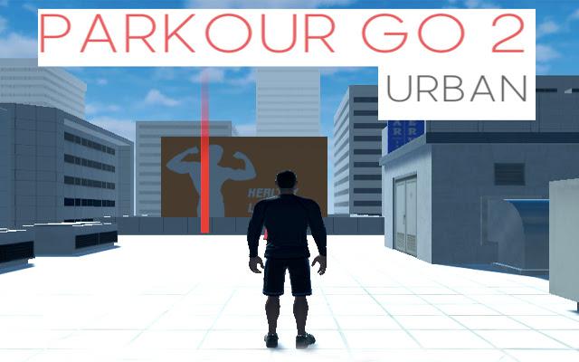 Parkour GO 2: Urban