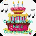Videos con frases y canciones de feliz cumpleaños icon