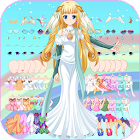 Dress Up Angel Avatar Anime Games icon