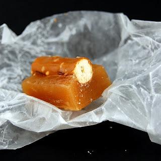 Ale-Pretzel Soft Caramels