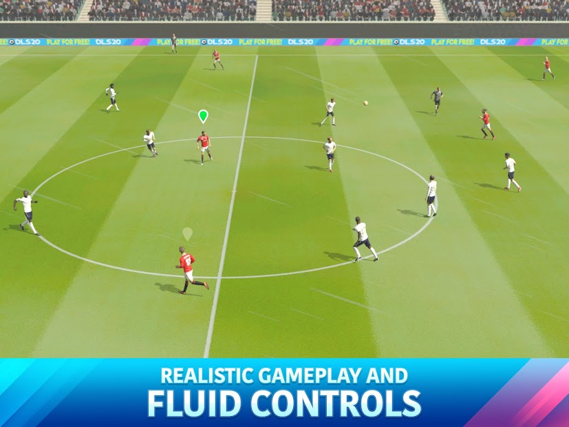 Screenshot - Dream League Soccer 2020