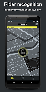 VanMoof Screenshot