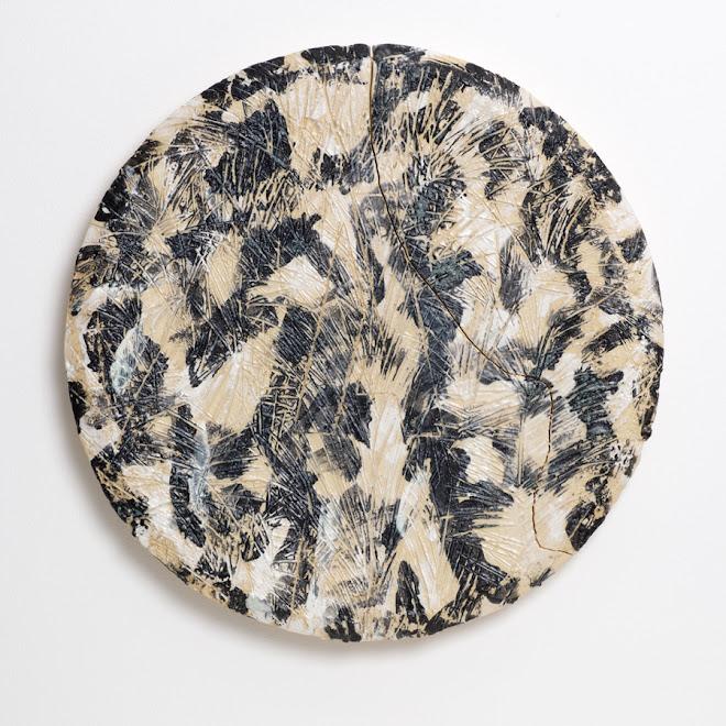 <p> <br /> <strong>Splendide-H&ocirc;tel A (for GS)</strong><br /> Ceramic<br /> 15&quot;x 15&quot;<br /> 2018-2019</p> <p> <strong>Pierre Coupey | Manifest / Trace</strong><br /> Seymour Art Gallery<br /> Curator, Vanessa Black<br /> North Vancouver<br /> March-April 2019<br /> Video</p> <p> Et la Splendide-H&ocirc;tel<br /> fut bati dans le chaos<br /> de glaces et du nuit<br /> du p&ocirc;le.</p> <p> Arthur Rimbaud</p>