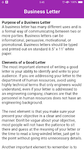 English business email templates android apps on google play english business email templates screenshot thumbnail spiritdancerdesigns Images