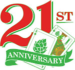 Carolina Brewery 21st Anniversary Ale