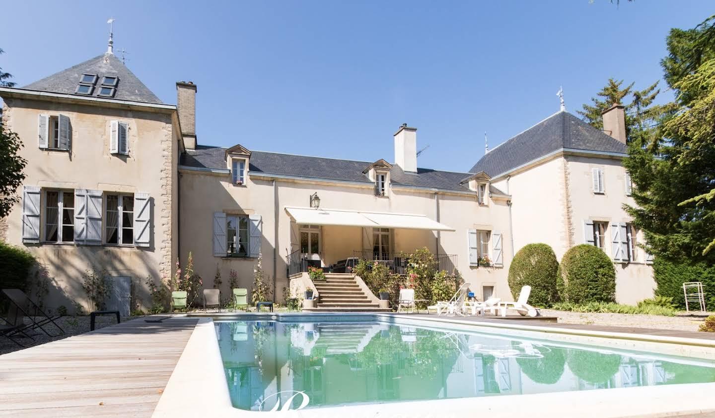 Maison avec piscine et terrasse Chamboeuf