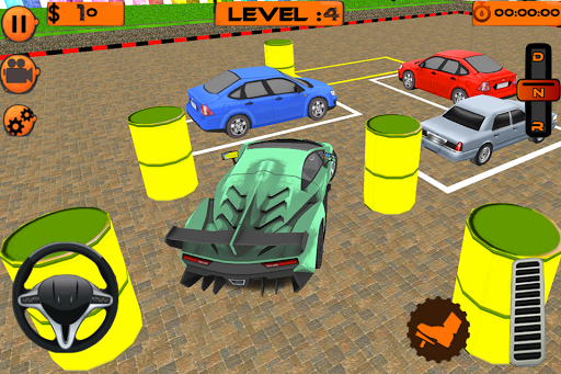 Dr. Car Parking-Car Driving & Parking Glory android2mod screenshots 1