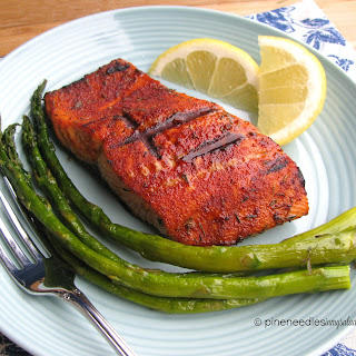 Salmon Spice Rub Recipe
