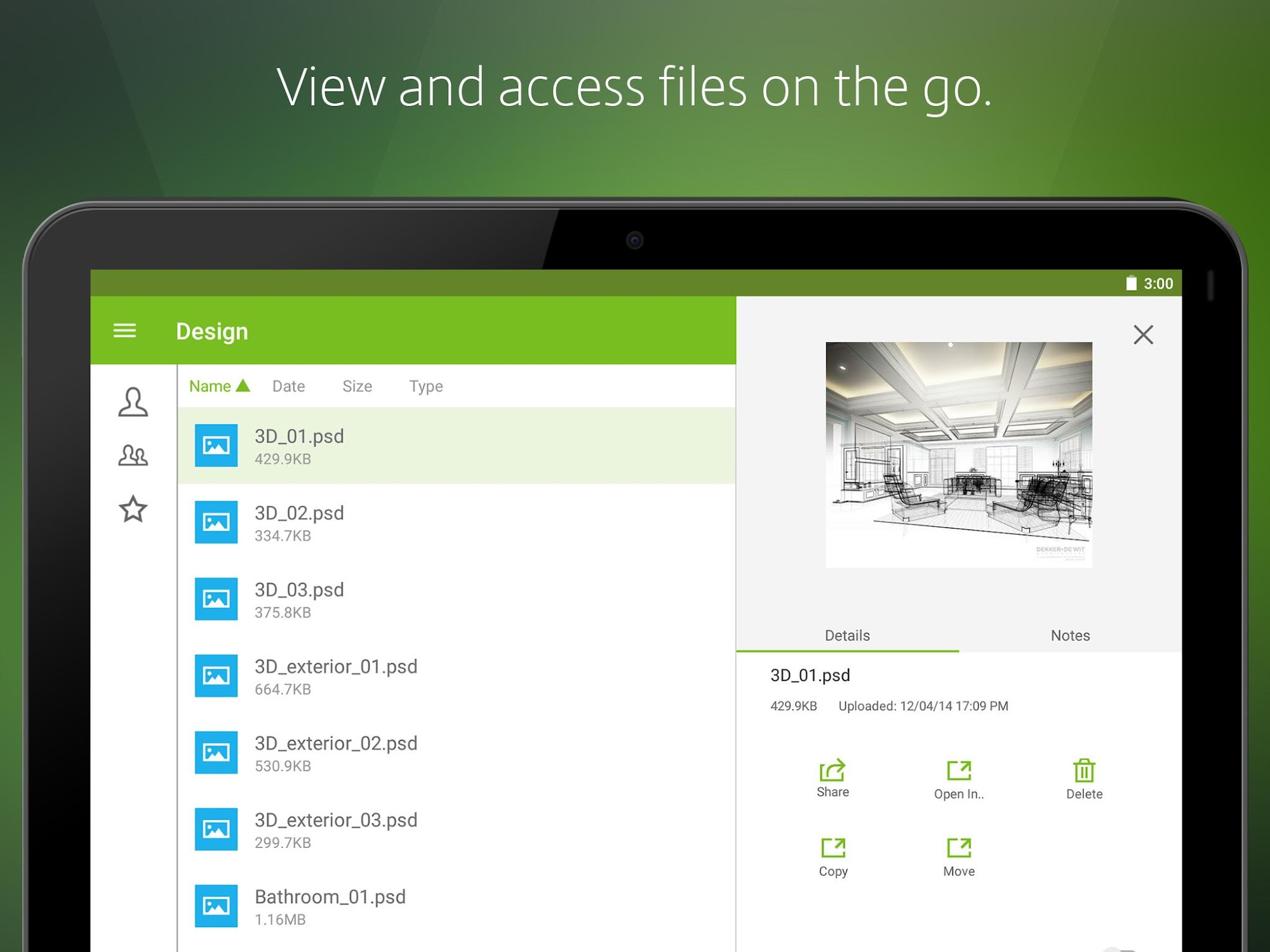 Citrix ShareFile Mobile screenshot #5