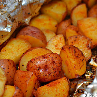 Grilled Potato Packets.