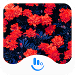 The World Of Flower Keyboard Icon