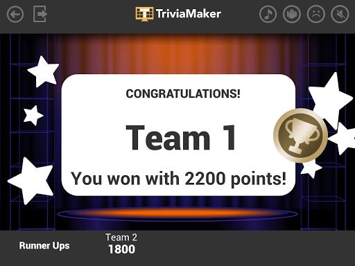 TriviaMaker - Quiz Creator, Game Show Trivia Maker 6.1.2 screenshots 24