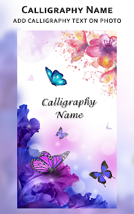 Download App Calligraphy Name Art Maker APK latest version for PC