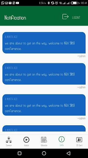 NBA Conference 1.1.2 screenshots 4