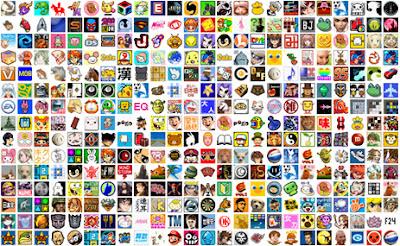 [Game]NDS 1250個遊戲Menu圖示一次下載!