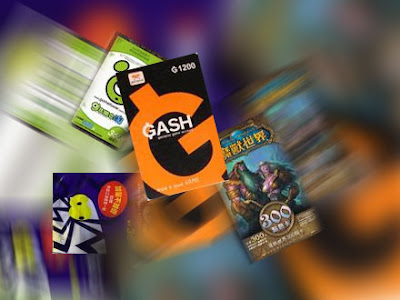 [Game]網路遊戲無可取代的點數卡機制:便利商店觀察小心得!