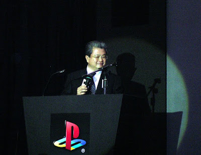[Evnet]08'台北電玩展首日見聞-新力Play Station3展場篇