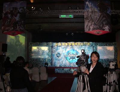 "[MMO]和信超媒體新品牌""戰谷""將掀起線上波濤:戰鎚Online正式簽約記者會!"