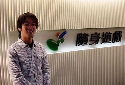 再創遊戲品牌新價值-「隨身遊戲」遊戲業務組組長鄭哲助專訪!
