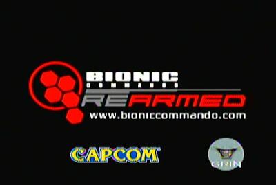 [Game]生化突擊隊重製版(Bionic Commando:REARMED)Xbox Live Arcade現身!