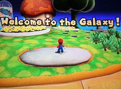 [Wii]大玩空間魔術!超級馬力歐銀河遊戲小心得!