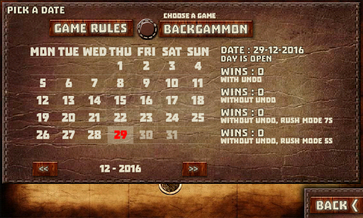 Backgammon Pack : 18 Games 6.060 androidappsheaven.com 6