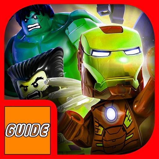 Guide for LEGO Marvel Super Heroes
