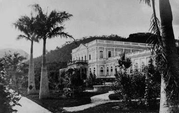 Photo: Palácio Imperial. Foto sem data