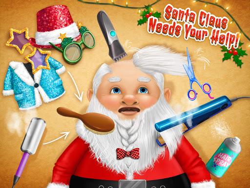 Christmas Animal Hair Salon 2 apkpoly screenshots 12
