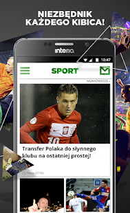 INTERIA Sport- screenshot thumbnail
