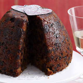 Classic Steamed Pudding.