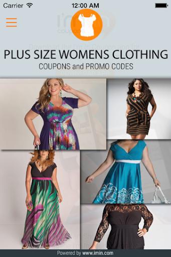 PlusSizeWomen's ClothingCoupon