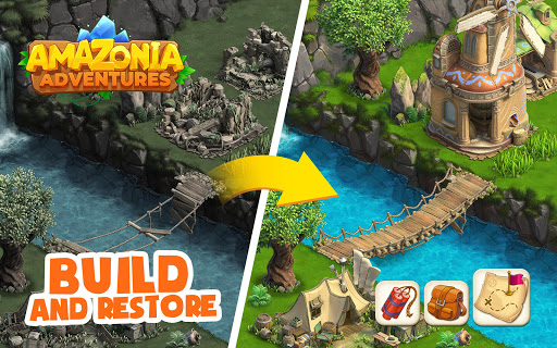 Amazonia Adventures screenshots 11