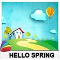 Hello Spring for XPERIA™ icon