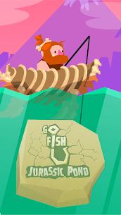 Go Fish: Jurassic Pond 5