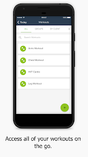 Download Bfit online personal training For PC Windows and Mac apk screenshot 4