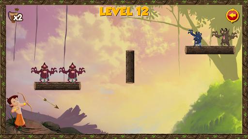 Chhota Bheem Shoot the Leyaks Game apkdebit screenshots 6