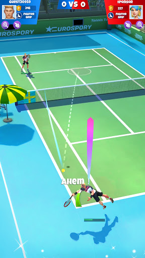 Tennis GO : World Tour 3D screenshots 23