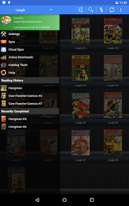 ComiCat (Comic Reader/Viewer) screenshot 1