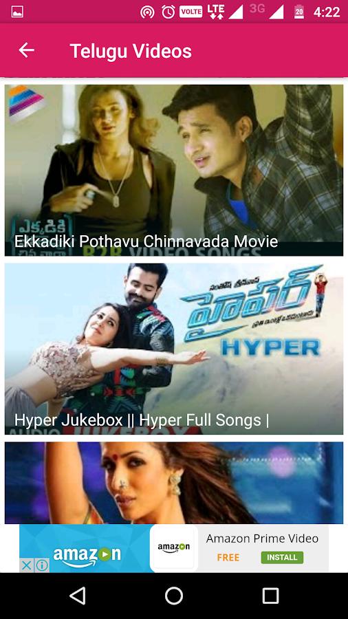 srimanthudu video songs hd 1080p blu-ray telugu movies online