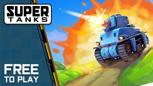 Super Tank Stars - Arcade Battle City Shooter ss1
