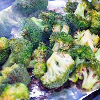 Salmon Grilled Broccoli Recipes